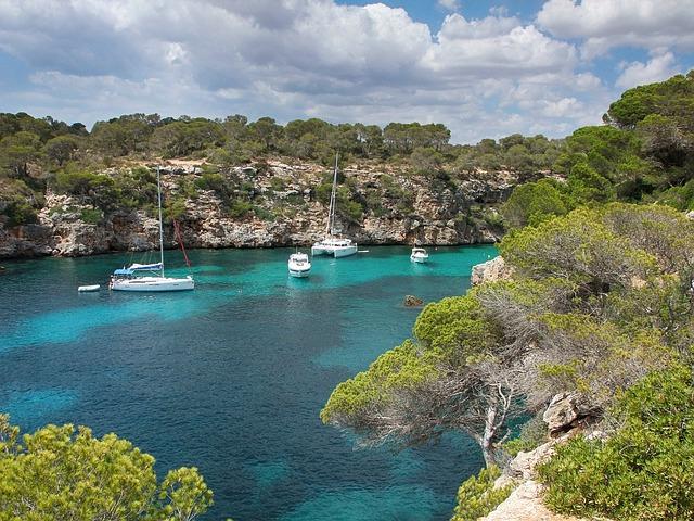 Mallorca-Bucht