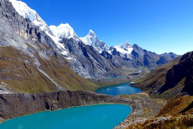 Peru-Berge