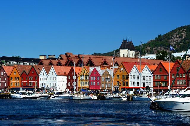 Städtetrip Bergen