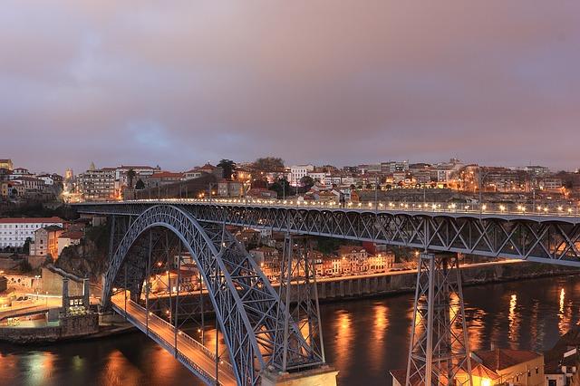Porto Bruecke