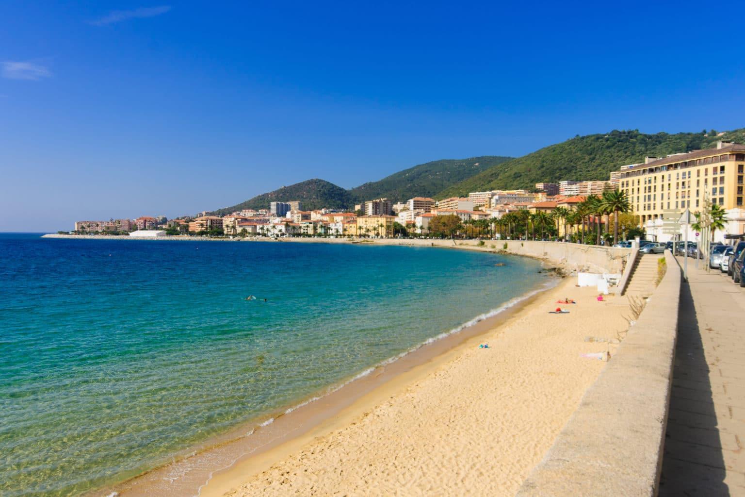 Ajaccio Beach