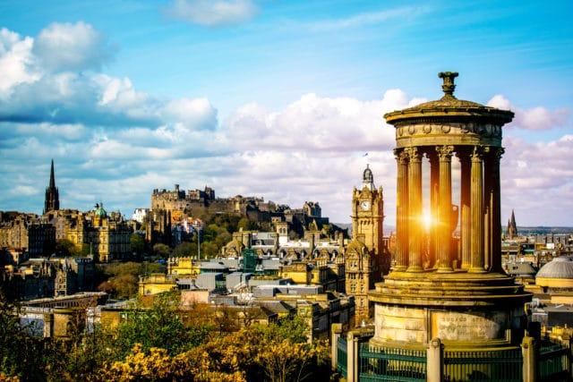Kostenlose Aktivitäten in Edinburgh