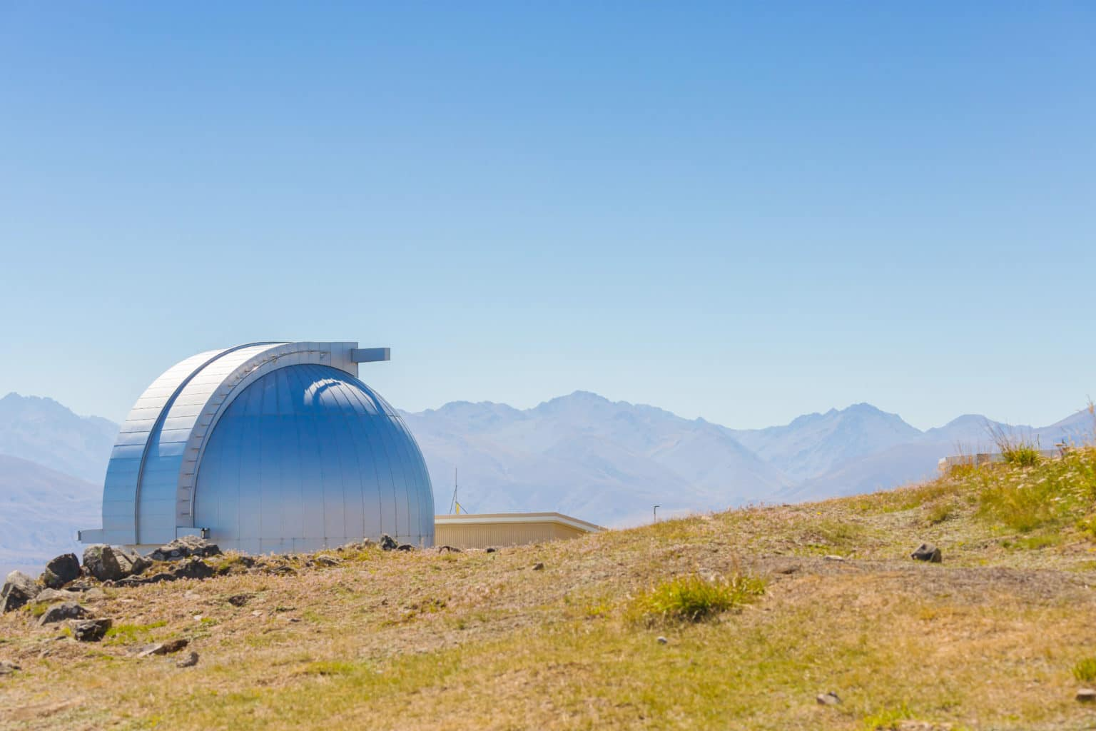 Mount John University Observatory (UCMJO), The Premier astronomical research observatory in New Zealand.